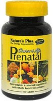 Natures Plus SOURCE OF LIFE PRENATAL TABLETS 90 (UK) by Nature's Plus