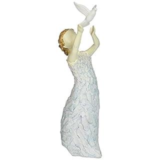 More Than Words Arora Design Sentimental Angel Figurine, Follow Your Dreams