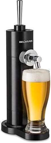 Portátil dispensador de cerveza, cerveza dispensador de sistema para uno puede para proyecto de una buena pinta, funciona perfecto para martillo de latas, Gran Idea de regalo