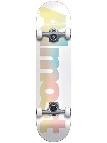 Almost Skateboard Complete Deck Fade FP 7.625