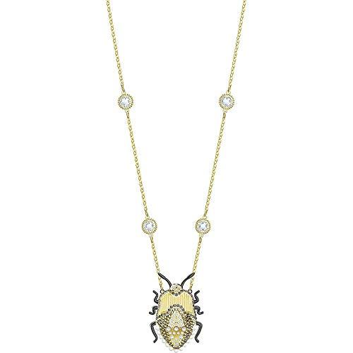 Swarovski collana con ciondolo donna acciaio_inossidabile - 5423173