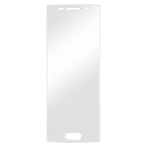 HAMA Display-Schutzfolie Crystal Clear für Samsung Galaxy S7 Edge 2 Stück