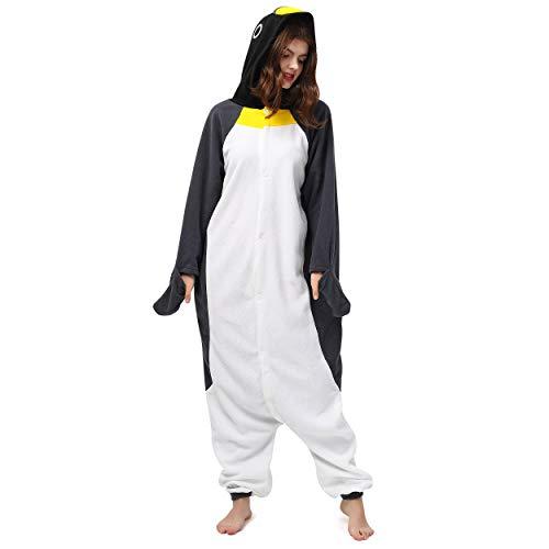 Vogel Großer Kostüm Maskottchen - Katara 1744 (30+ Designs) Pinguin-Kostüm, Unisex Onesie/ Pyjama-Qualität für Erwachsene & Teenager