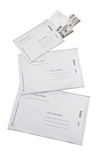 Favorit 100500104 Busta Adesiva per Spedizioni Tipologia C5 Formato Interno 22,5X16 Colore Bianco, Confezione da 25 Pz.