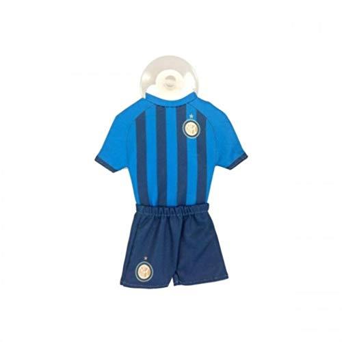 Inter Mailand - Mini Kit Autotrikot mit Saugnapf Home Saison 2017/18
