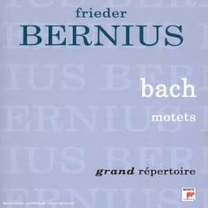 Bach - Motets ( coll. Grand Répertoire )