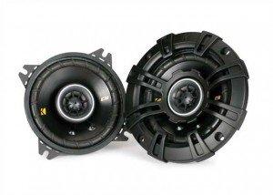 Kicker-sound-system (Kicker CS4 (CS44) - 10 cm 2 Wege Coax-System)