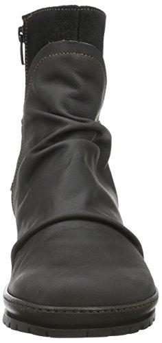 Art Oslo 516, Bottes Classiques Femme Noir (Black)