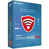 STEGANOS - Online Shield VPN Licenza per 5 Dispositivi per 1 Anno - Licenza ESD (Electronic Software Distribution)