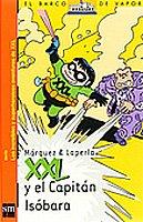 XXL y el Capitán Isóbara (El Barco de Vapor Naranja)