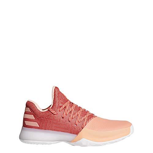 adidas Herren Harden Vol. 1 Basketballschuhe Orange (Cortiz/Esctra/Griuno 000) 49 1/3 EU