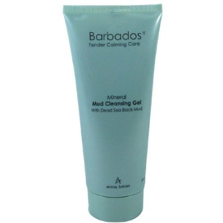 Anna Lotan Barbados Mineral Mud Cleansing Gel 200ml 6.76fl.oz