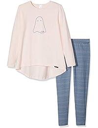 Skiny Cosy Night Sleep Girls Pyjama Lang, Conjuntos de Pijama para Niñas