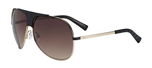 Dior Unisex Sonnenbrille SUNGLASSES MYLADY 8 VNO LADIES, Farbe: Schwarz, Größe: One Size