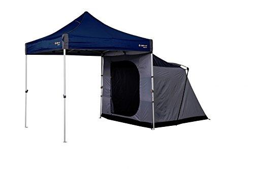 Oztrail Tente Portico pour pavillon 2.4 pour trois personnes 220 x 240 cm hauteur de 193 cm 4.5 kg Pavillon Portico Tent 2.4 mpgo-tp24-a Pavillon non inclus.