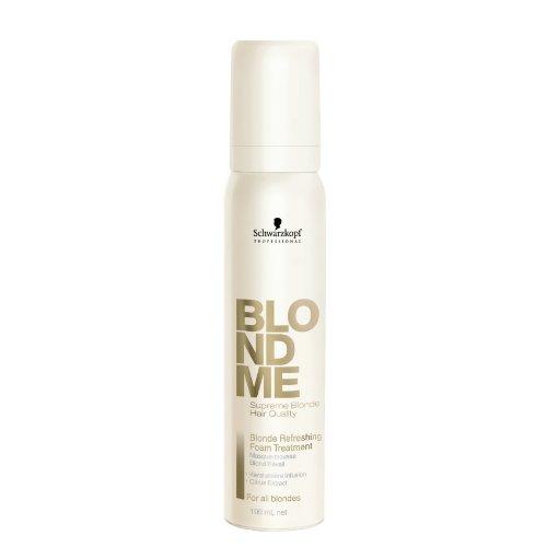 Schwarzkopf Professional BlondMe Blonde Refreshing Foam Treatment 100ml