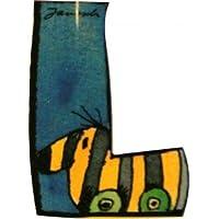 Janosch Holz Buchstaben 6cm