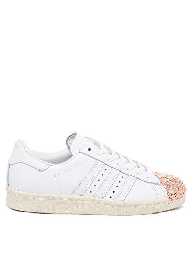 Adidas Superstar 80's 3d Metal Toe Damen Sneaker Weiß - 2