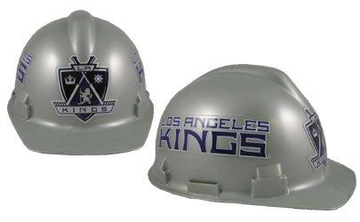 NHL 2409812Los Angeles Kings verpackt Hard Hat