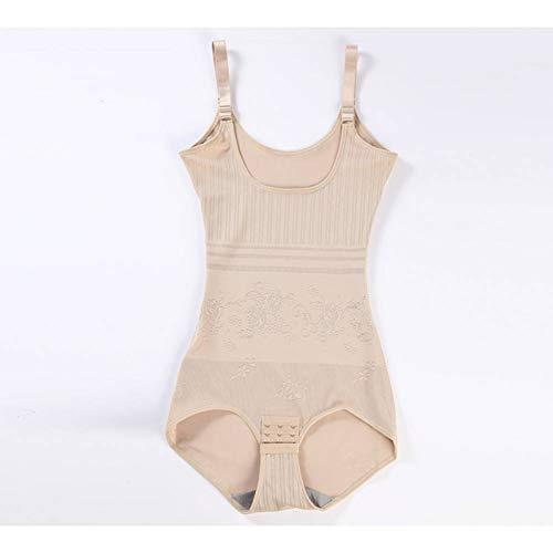 SSYDM Korsett Nagelneue Frauen-hohe Taillen-Schlüpfer-Bodysuit-Former-Steuerhosen-Drahtreifen-Taillen-Korsett-Abnehmengurt-korrektive Unterwäsche -