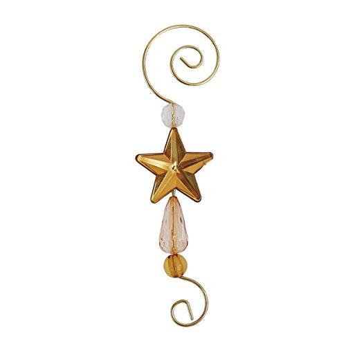 Old World Christmas Ornament Star Haken (6Pack) (Christmas Haken Ornament)