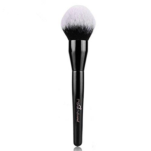 Pinceau Maquillage Noir Poudre Grande Brosse Pour Poudre Libre Fard à Joues Outil Cosmétique