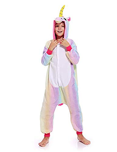 0e02b1982b Animal Pyjamas Whole Unicorn per Donna Uomo Costume per Natale Bambini Pigiama  Costume unisex