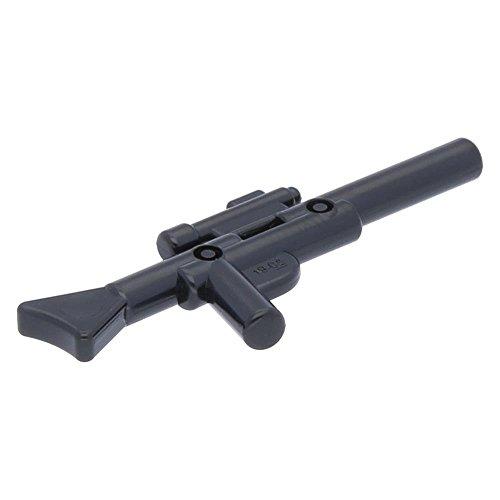 LEGO Star Wars - Minifiguren Waffe Gewehr Blaster lang Schwarz -