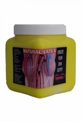 (Body Paint Equipment - Liquid Latex Yellow 450 ml)