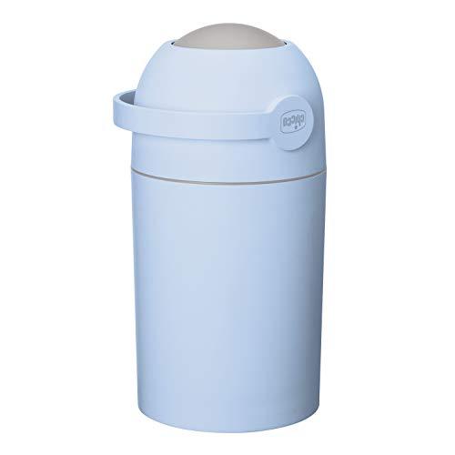 Chicco 00009481200000 Odour off Light Blue - Secchio per pannolini, colore: Blu