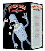 Futurama - Season 4 Collection [4 DVDs]