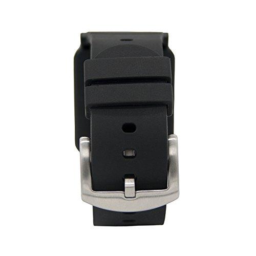 SJCam REMOT-20 - Pulsera Control Remoto Compatible con los Modelos M20 y Legend (Alcance de 10 Metros, 5 Funciones) Color Negro