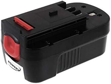 POWERY® Batteria per nero & Decker trapano trapano trapano a percussione avvitatore XTC18BK   A Prezzi Convenienti    I Consumatori In Primo Luogo    Prezzo basso  13674c