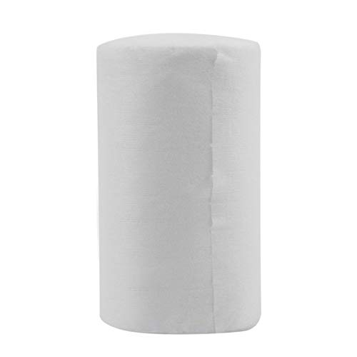 ningbao651 Baby Flushable Biodegradable Cloth Nappy Diaper Bamboo Liners 100 Sheet/Roll