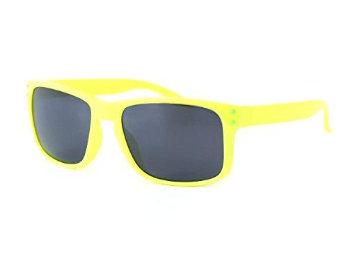 Alsino Kinder Nerd Sonnenbrille Retro Vintage Nerdbrille Jungen Mädchen Brille, Variante...