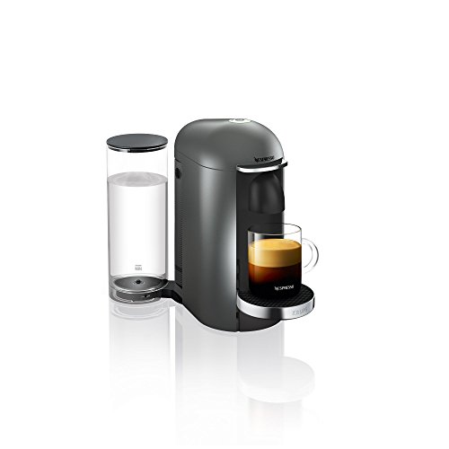 Nespresso Vertuo Plus, Titanium finish by Krups Best Price and Cheapest