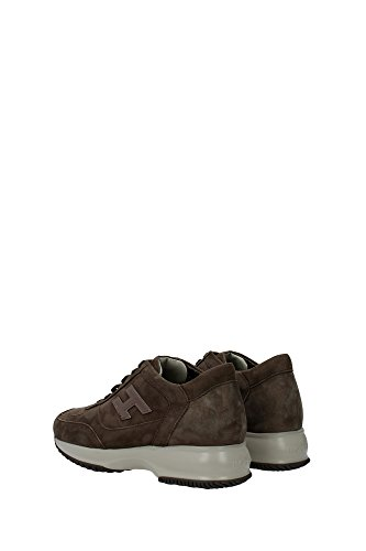 Sneakers Hogan Donna - (hxw00n025828e9s814) Eu Marrone