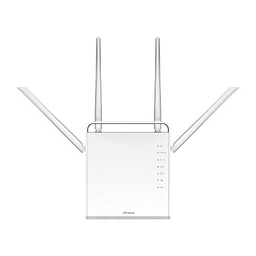 Strong 1200 Router Wi-Fi AC Dualband 300 Mbps 2.4