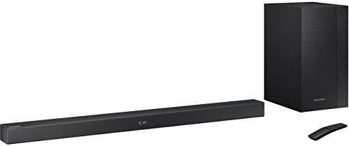Samsung HW-M360/EN Soundbar (200W, Bluetooth, Surround-Sound-Expansion) schwarz