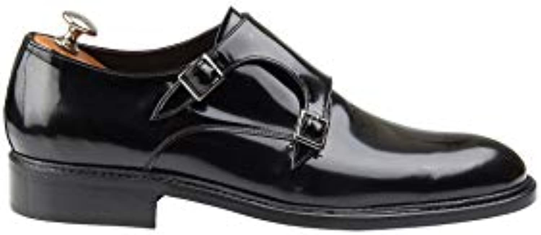Gentiluomo     Signora Scarpa con Fibbia Classica Uomo 2379.1 Buona reputazione mondiale Buon mercato Lista delle scarpe di marea | Fai pieno uso dei materiali  66d7f5