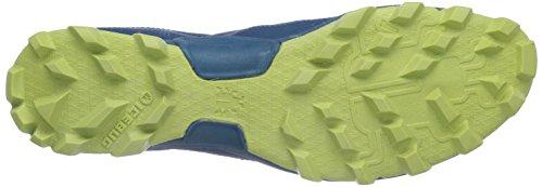Icebug Acceleritas4 Rb9x, Chaussures de trail homme Bleu - Blau (Sapph/Poison)