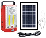 #5: Sun Power Solar Home Lighting System with Emergency Light