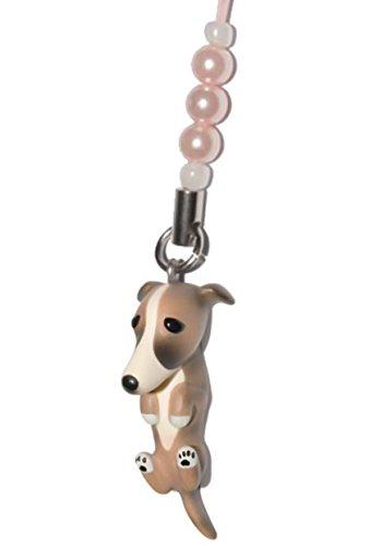 levrier-anglais-greyhound-petlovers-92-chiens-kawai-bijou-de-portable-pink-beads-dn-3101