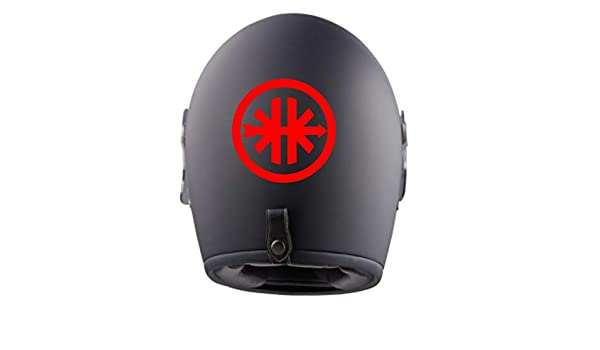 myrockshirt 2X Puch Logo Helmaufkleber Aufkleber f/ür Motorrad Bike Roller Mofa Sticker Decal Tuningaufkleber
