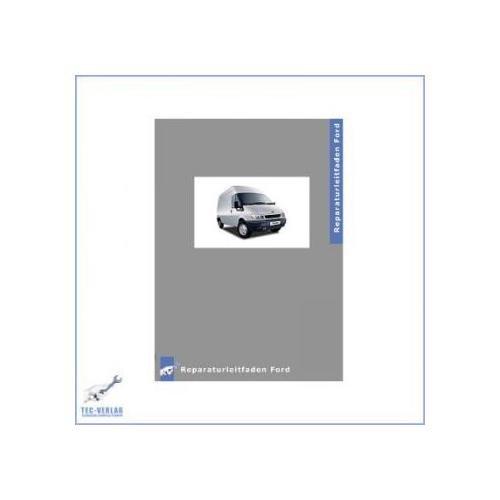 Ford Transit (00-06) Schaltgetriebe MT82 - Werkstatthandbuch [Seitenzahl: 194]