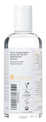 Lumunu Deluxe Silikon Gleitgel Gleitfreude, 250ml