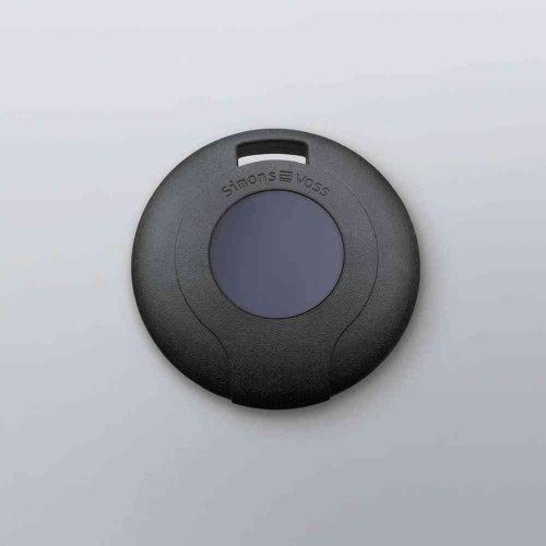 Preisvergleich Produktbild SimonsVoss - Transponder 3064 mit blauem Taster - G2