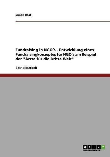 Fundraising in Nonprofit-Organisationen: Entwicklung eines ...