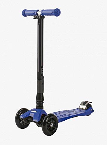 Trottinette 3 Roues Scooter Pliable Vélo et Véhicule Trotinette pour Enfant 3-15 ans