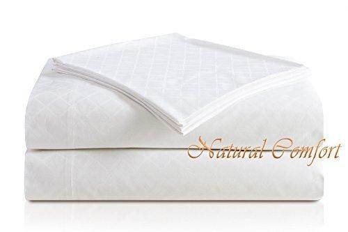 natural-comfort-premier-hotel-select-sheet-set-california-king-white-jacquard-by-natural-comfortint
